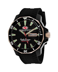 SEAPRO Scuba Dragon Diver Limited Edition 1000 Meters Brand New Quartz day date Watch