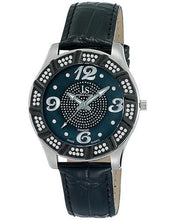 Load image into Gallery viewer, Joshua & Sons JS-17-SS Brand New Swiss Quartz Watch with 0.04ctw diamond