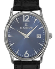 Load image into Gallery viewer, LC le Chateau LC-2672MBK Brand New Japan Quartz date Watch