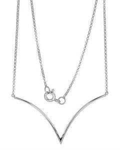 Brand New Necklace with 0.25ctw diamond 14K White gold