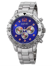 Load image into Gallery viewer, AUGUST Steiner AS8158BU Brand New Swiss Quartz day date Watch