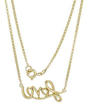 Load image into Gallery viewer, Brand New Necklace with 0.21ctw diamond 14K Yellow gold