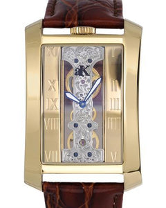 Adee Kaye AK7171-MG Brand New Mechanical Watch