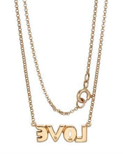 Load image into Gallery viewer, Brand New Necklace with 0.12ctw diamond 14K Rose gold