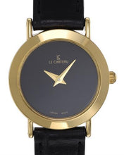 Load image into Gallery viewer, LC le Chateau LC-1150LGBK Brand New Japan Quartz Watch