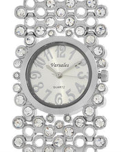 Load image into Gallery viewer, Varsales V4234 Brand New Japan Quartz Watch with 0ctw crystal