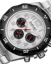 Load image into Gallery viewer, AUGUST Steiner AS8161SS Brand New Swiss Quartz day date Watch