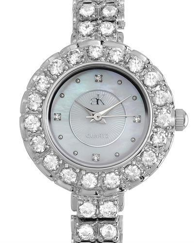 Adee Kaye ak29-L Brand New Japan Quartz Watch with 0ctw crystal