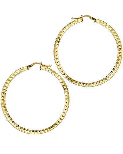 Brand New Earring 14K Yellow gold
