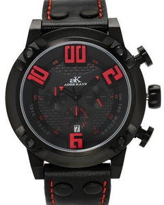 Adee Kaye AK7280-MRD Brand New Japan Quartz date Watch