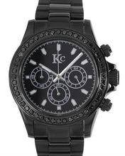 Load image into Gallery viewer, KC Brand New Japan Quartz Watch with 1.9ctw diamond