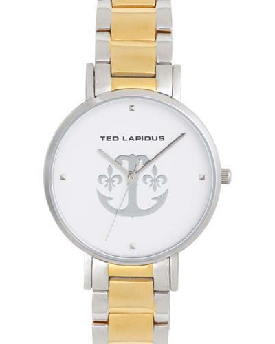 Ted Lapidus A0742BAPX Classic Brand New Quartz Watch