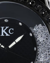 Load image into Gallery viewer, KC WA006400 Brand New Quartz Watch with 6ctw of Precious Stones - crystal and diamond
