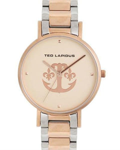 Ted Lapidus A0742YRPX Classic Brand New Quartz Watch