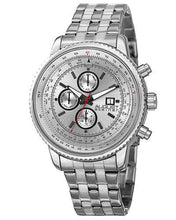 Load image into Gallery viewer, AUGUST Steiner AS8162WT Brand New Swiss Quartz day date Watch