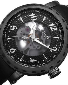 Akribos XXIV AK698BK Brand New Automatic Watch