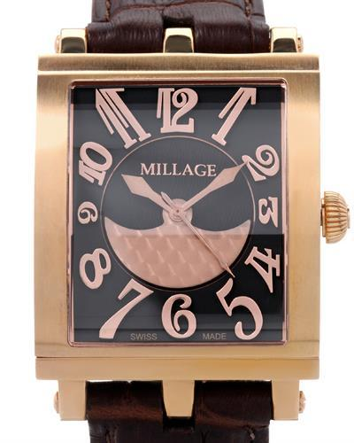 MILLAGE ML0073-A DIJON Brand New Swiss Quartz Watch