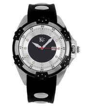 Load image into Gallery viewer, KC WA008480 Brand New Japan Quartz day date Watch with 0.036ctw diamond