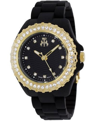 Jivago JV8211 Cherie Brand New Swiss Quartz Watch with 0ctw crystal