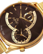 Load image into Gallery viewer, AUGUST Steiner AS8168YGBR Brand New Quartz Watch