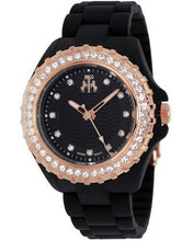 Load image into Gallery viewer, Jivago JV8212 Cherie Brand New Swiss Quartz Watch with 0ctw crystal