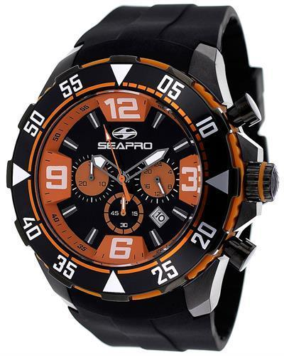 SEAPRO SP1123 Driver Brand New Quartz date Watch