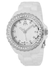 Load image into Gallery viewer, Jivago JV8213 Cherie Brand New Swiss Quartz Watch with 0ctw crystal