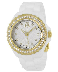 Jivago JV8214 Cherie Brand New Swiss Quartz Watch with 0ctw crystal