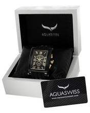 Load image into Gallery viewer, Aquaswiss 64XG005 Tanc XG Brand New Swiss Quartz day date Watch
