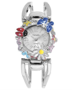 Varsales V4254-3 Brand New Japan Quartz Watch with 0ctw crystal
