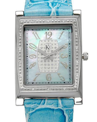Techno Com WMF Brand New Quartz Watch with 0.07ctw of Precious Stones - diamond and mother of pearl