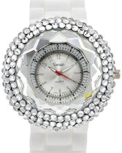 Load image into Gallery viewer, Varsales v4861-4 Brand New Quartz Watch with 0ctw crystal