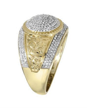 Load image into Gallery viewer, Brand New Ring with 0.52ctw diamond 10K Yellow gold