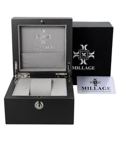 MILLAGE ML0073-B EVREUX Brand New Swiss Quartz Watch