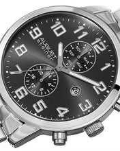 Load image into Gallery viewer, AUGUST Steiner AS8175SSB Brand New Swiss Quartz day date Watch