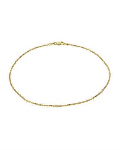 Millana Brand New anklet 14K Yellow gold