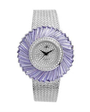 Load image into Gallery viewer, Adee Kaye ak9113-BLU Brand New Japan Quartz Watch with 0ctw crystal