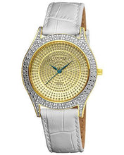 Load image into Gallery viewer, Akribos XXIV AK464YG Brand New Swiss Movement Watch with 0.05ctw diamond
