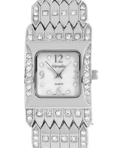 Varsales V4529-1 Brand New Japan Quartz Watch with 0ctw crystal