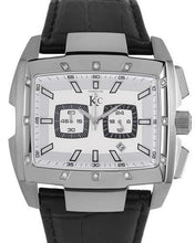 Load image into Gallery viewer, KC Brand New Japan Quartz date Watch with 0.15ctw diamond