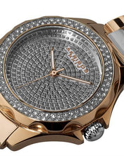 Load image into Gallery viewer, Akribos XXIV AK534RG Brand New Swiss Quartz Watch with 0.2ctw of Precious Stones - crystal and diamond