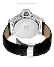 Load image into Gallery viewer, KC WA008476 Brand New Japan Quartz day date Watch with 0.03ctw diamond