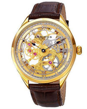 Load image into Gallery viewer, Akribos XXIV AK802YG Brand New Mechanical Watch