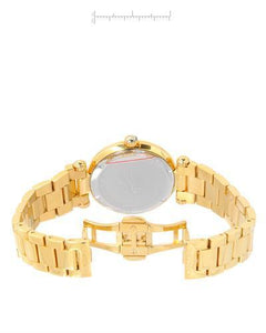 Oniss ON615-LG Paris Brand New Swiss Quartz Watch with 0ctw of Precious Stones - crystal and mother of pearl
