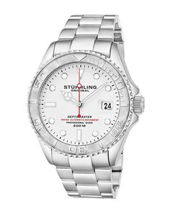 STUHRLING ORIGINAL 893.01 Brand New Swiss Automatic date Watch