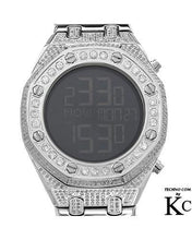 Load image into Gallery viewer, Techno Com WA005773 Brand New Quartz Watch with 5.5ctw of Precious Stones - diamond and diamond
