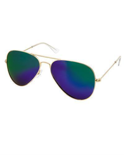 AQS JMS016 Eggplant James Brand New Sunglasses  Gold metal