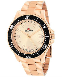 SEAPRO SP5334 Tideway Brand New Quartz Watch
