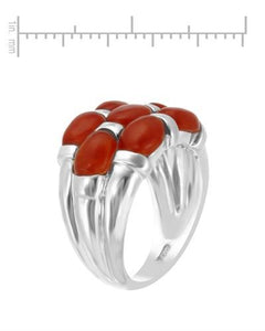 Brand New Ring with 0ctw jade 925 Silver sterling silver