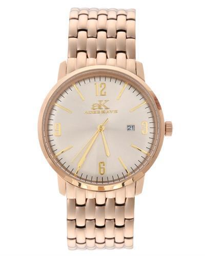 Adee Kaye AK8224-LRGB Brand New Japan Quartz date Watch